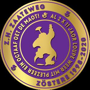 Zaateweg logo